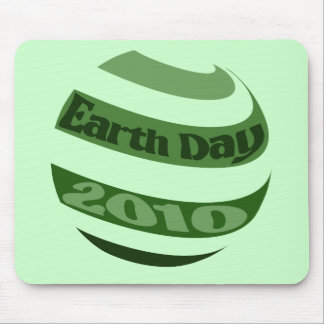 Earth Day 2010 Mousepads