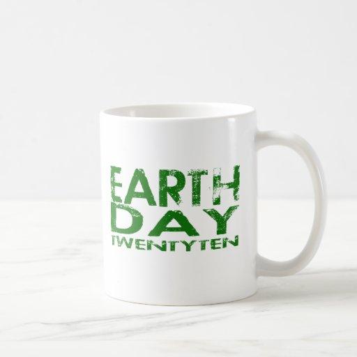 Earth Day 2010 Mugs