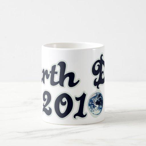 Earth Day 2010 Coffee Mugs