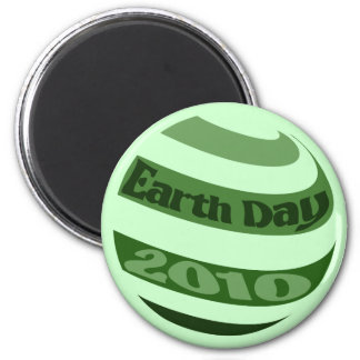 Earth Day 2010 Refrigerator Magnet