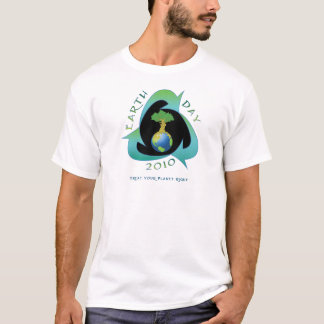 Earth day 2010 T-Shirt