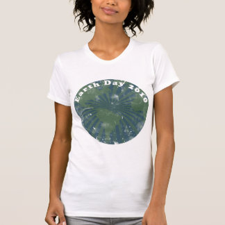 Earth Day 2010 Vintage T-Shirt