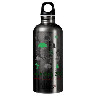 Earth Day 2012 Aluminum SIGG Traveler 0.6L Water Bottle