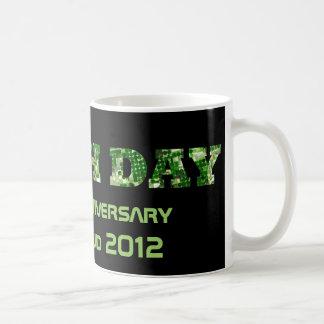 Earth Day 2012 - Crop Circles Coffee Mug