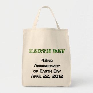 Earth Day 2012 - Crop Circles Tote Bag