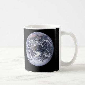 Earth Day 2012 - Earth in full view Coffee Mug