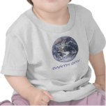 Earth Day 2012 - Earth in full view Shirts