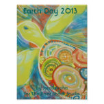 Earth Day 2013 Sea Turtle Poster