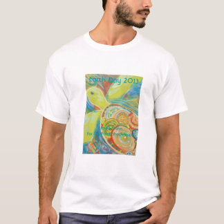 Earth Day 2013 Sea Turtle T-Shirt