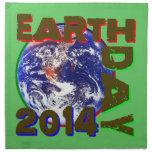 Earth Day 2014 Cloth Napkins