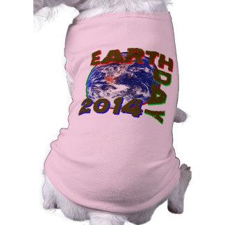 Earth Day 2014 Doggie T-shirt