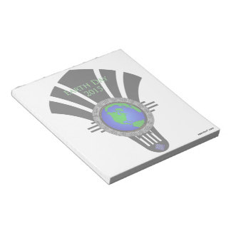 Earth Day 2015 Fan Blade Note Pads