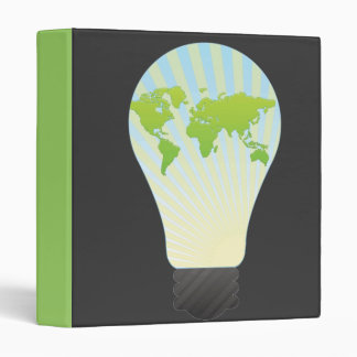 earth day 3 ring binder