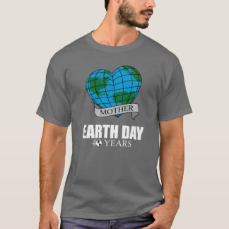 EARTH DAY 40 years T-Shirt