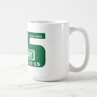 Earth Day 45th Anniversary cup by ActionPROS