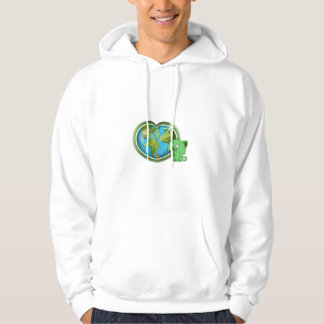 Earth Day and Blade Hoodie
