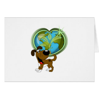 Earth Day and Boots Card