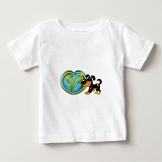 Earth Day and Bubba Baby T-Shirt