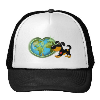 Earth Day and Bubba Hat