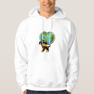 Earth Day and Bubba Hoodie