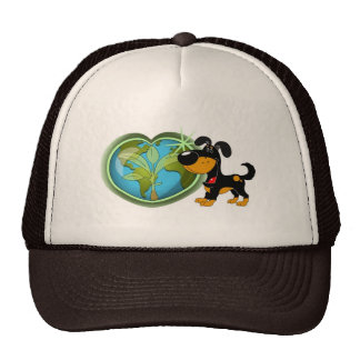 Earth Day and Bubba Mesh Hat