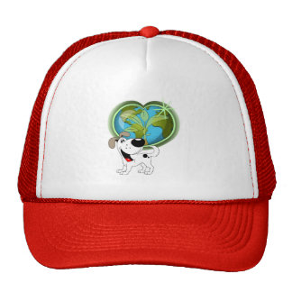 Earth Day and Cutie Trucker Hats