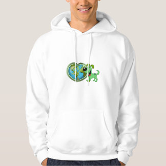 Earth Day and Leaf Hoodie