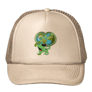 Earth Day and Leaf Mesh Hats