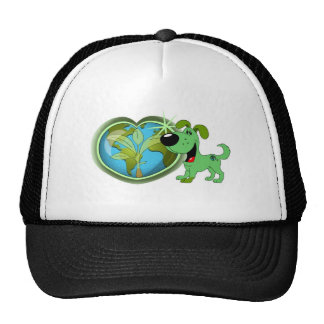 Earth Day and Leaf Trucker Hats