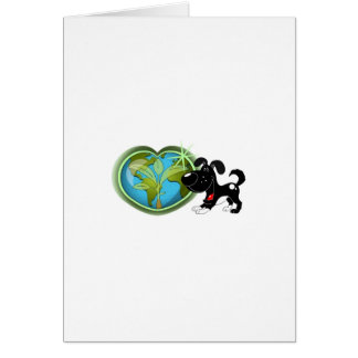 Earth Day and Shadow Card