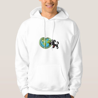 Earth Day and Shadow Hoodie