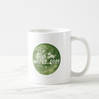 EARTH DAY APRIL 22, 2009 COFFEE MUGS