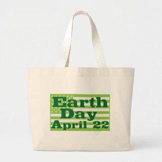 Earth Day April 22 Bag