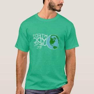 Earth Day April 22 Grunge design T-Shirt