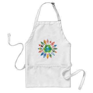 EARTH DAY APRIL 22nd Aprons