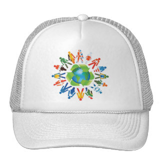 EARTH DAY APRIL 22nd Trucker Hat