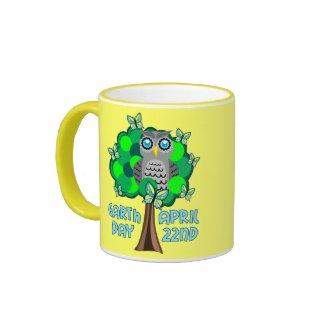 Earth Day April 22nd mug