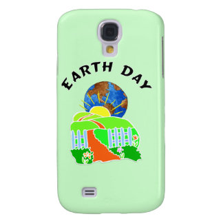 Earth Day at Home Samsung Galaxy S4 Case