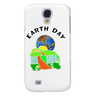 Earth Day at Home Samsung Galaxy S4 Covers