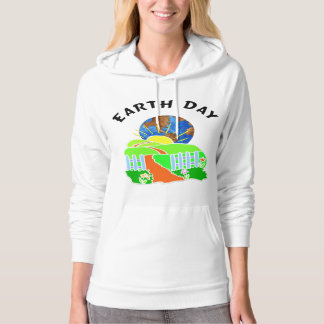 Earth Day At Home Hoodie