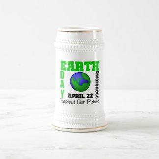 Earth Day Awareness Coffee Mugs