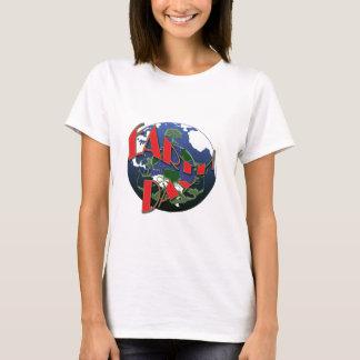Earth day awareness, promotional men's & women's t T-Shirt