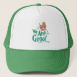 Earth Day Baby Groot Trucker Hat