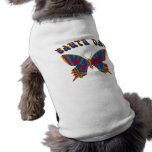 Earth Day Butterfly Dog Clothes