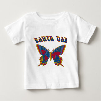 Earth Day Butterfly T Shirt