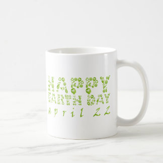 Earth Day Celebration 3 Coffee Mug