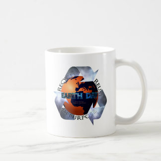 Earth Day Change The World Coffee Mug