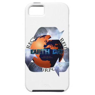Earth Day Change The World iPhone SE/5/5s Case