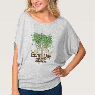 Earth Day Change to Current Year T-Shirt