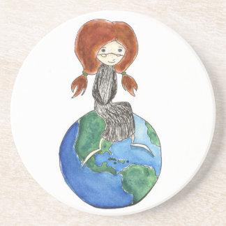 Earth Day Coaster
